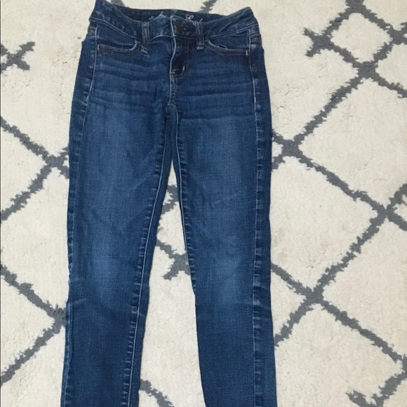 America eagle low rise jeans